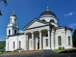 Иоанно-Предтеченский храм п. Фряново